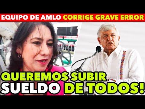 NO SE BAJARÁN SUELDO DE EMPLEADOS, TODO LO CONTRARIO!!
