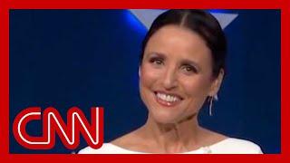 Julia Louis-Dreyfus' DNC Satire: Awkward Or Funny?