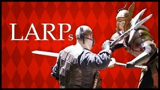 Retcon | LARPS Season 2 | Episode 4