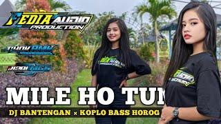 Download Dj India Terbaru 2021   Mile Ho Tum   Fedia Audio   Dj Bantengan × Koplo Bass Horeg Gleerr