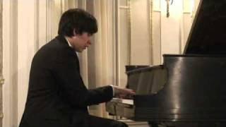 Ballade, Op. 19 played by Michael T. Crisostomo Hey