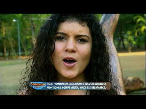 Sonho de Domingo: Mariana quer ajudar os pais através da música