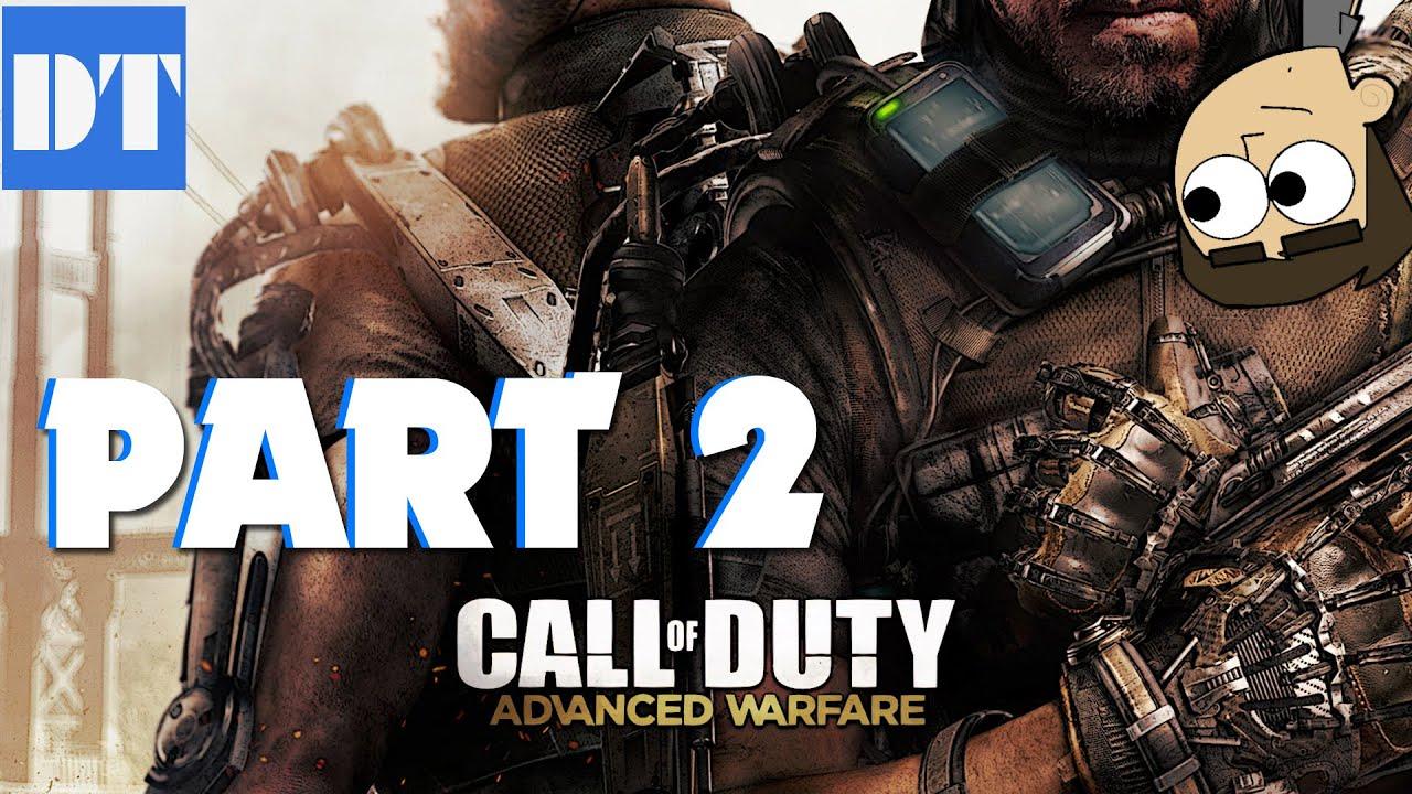 Call of Duty: Advanced Warfare Walkthrough Part 2 ...