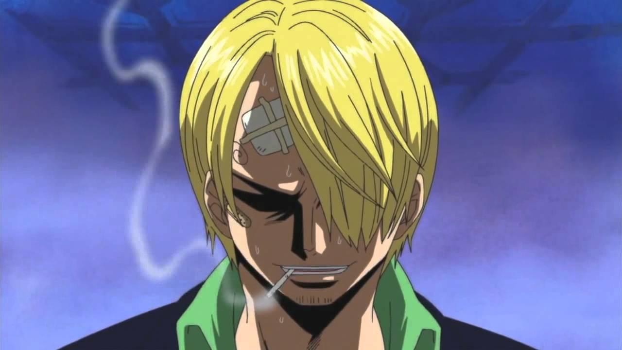 One Piece - Sanji's Flashback - HD - YouTube