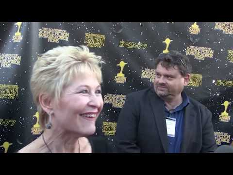 Dee Wallace Interview at the 2017 Saturn Awards