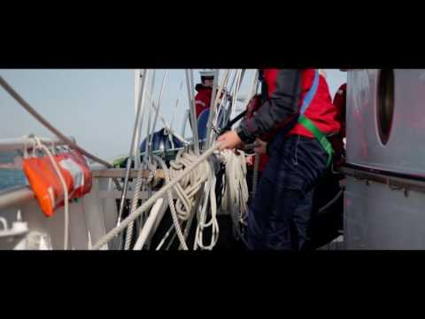 A Week At Sea With Sea Cadets