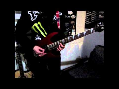 Divided in Spheres - Monster (guitar cover)