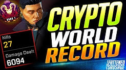 "Apex GOD ""Ras_99"" Gets 6000+ DAMAGE ON CRYPTO! WORLD RECORD?!"