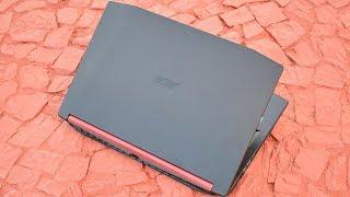 Acer Nitro 5 AN515 - Análise - Muito bom!