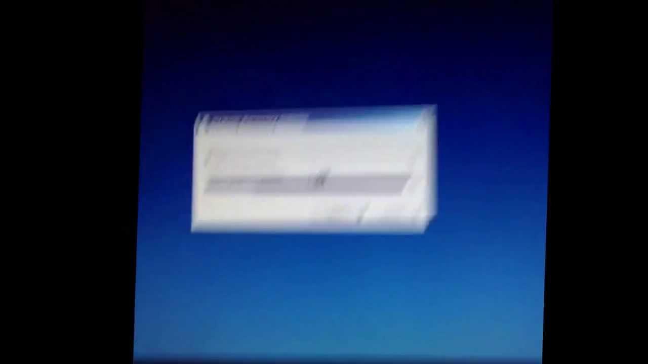 how to factory reset windows vista gateway laptop