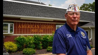 I Am The American Legion: Bill Feasenmyer