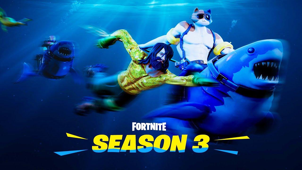 Chapter 2 Season 3 Leaked Fortnite Battle Royale Youtube