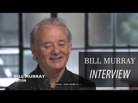 Bill Murray  Charlie Rose Full