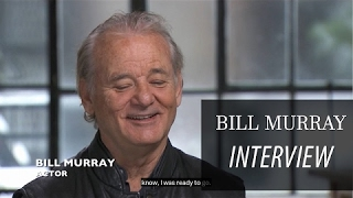 Bill Murray - Charlie Rose Full Interview