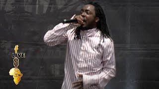 Black Eyed Peas - Let's Get It Started (Live 8 2005)