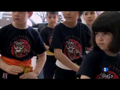 Kung Fu Center Móstoles  Programa Emprende TVE