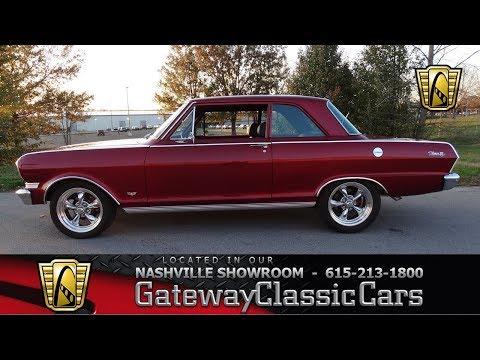 1963 Chevrolet Chevy II, Gateway Classic Cars Nashville#661