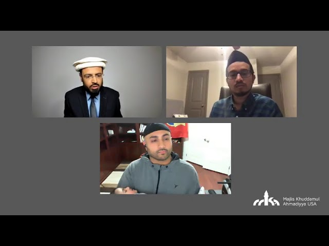 Friday Sermon Discussion 2/19/21 'Prophecy of the Promised Son'
