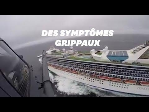 Des cas de coronavirus suspectés sur un nouveau bateau de croisière