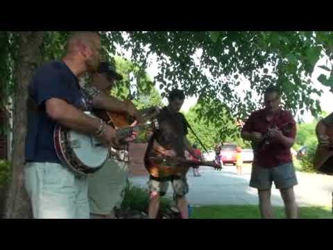 Bluegrass Jam - Blackberry Blossom