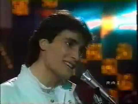 Stefano Sani -Lisa (Serata Finale Festival di Sanremo 1982 ...