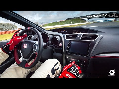 2018 Honda Civic Type R - New Lap Record 2:53 - Spa Francorchamps