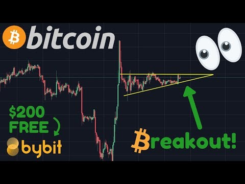 BITCOIN BREAKOUT TODAY OR TOMORROW!!!? | Truth About Bitcoin Trading | Bybit $200 FREE Bonus