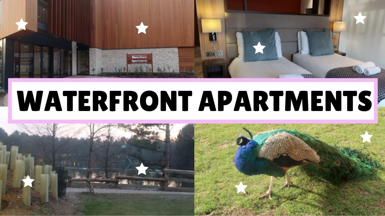 The Waterfront Apartments At Center Parcs Elveden Forest