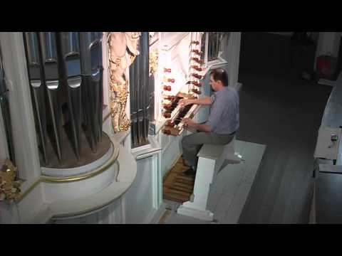 J. S. Bach  Toccata Adagio E Fuga In C BWV 564