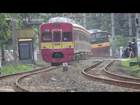 Kereta Krl Bogor (jalur Rel Kereta Listrik Bogor Jakarta)