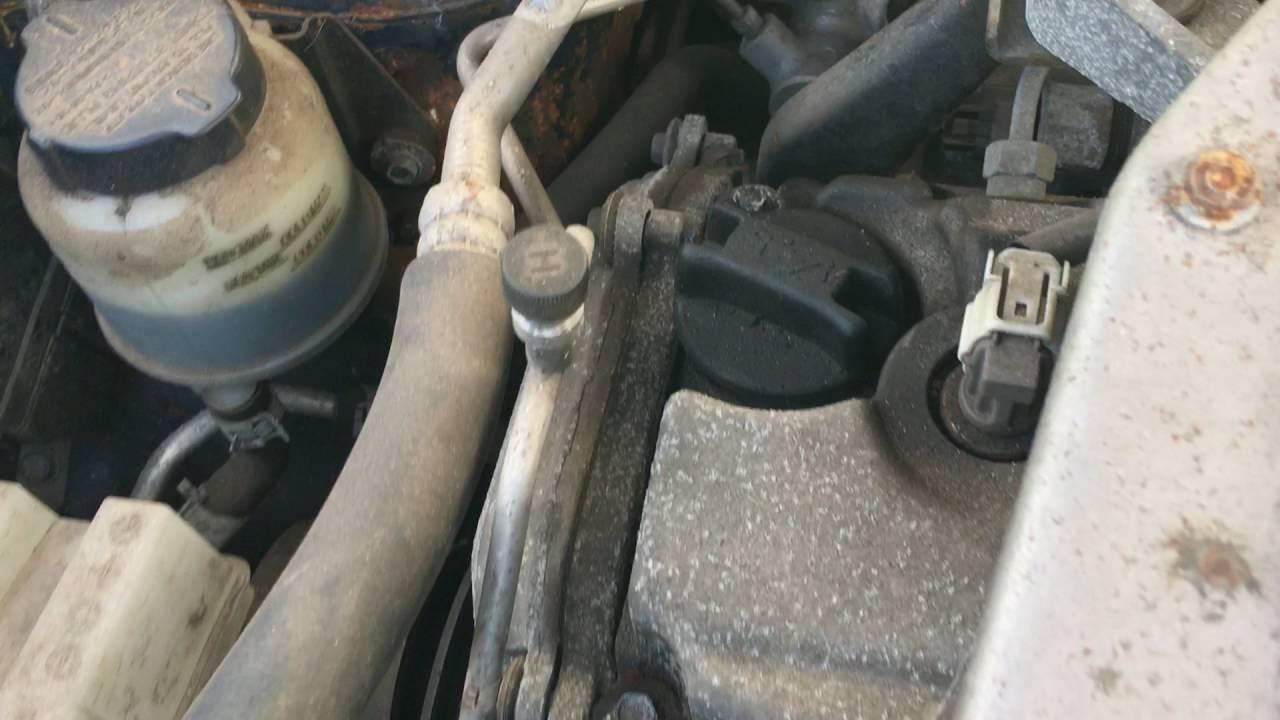 Контрактный двигатель Nissan (Ниссан) 2.2 YD22ETI | Где купить? | Тест мотора