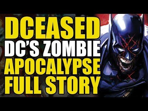 DCeased Full Story: DC's Zombie Apocalypse | Comics Explained