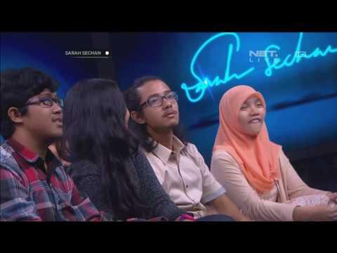Ressa Herlambang - Cinta Tak Pernah Salah ( Live at Sarah Sechan )