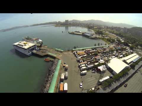 Aerofilm VZLA Puerto la Cruz Estado Anzoategui Venezuela
