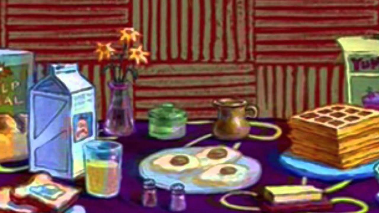 Breakfast in bed with spongebob youtube for How to buy a bed and breakfast
