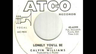 Calvin Williams Lonely You