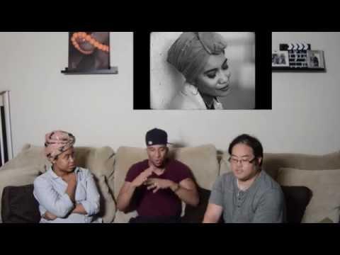 Yuna- Crush Ft. Usher  Reaction/review