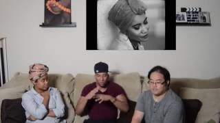 Yuna- Crush Ft. Usher  Reaction/review