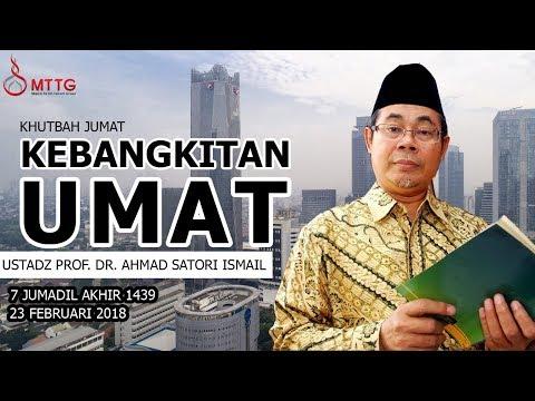 [LIVE NOW] : Khutbah Jumat | Al Ustadz Prof.DR.Ahmad Satori Ismail