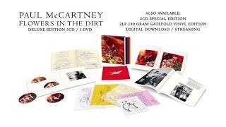 Paul McCartney - Flowers In The Dirt (Unboxing Video) thumbnail