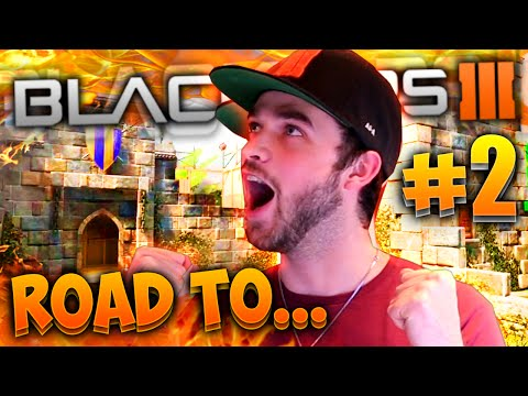 """""""YOU'll LOVE THIS GUN!"""" - Road to BLACK OPS 3 - w/ Ali-A #2!"""