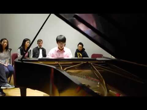The Peabody Institute of the Johns Hopkins University - Piano Academy