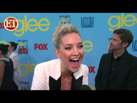 Kate Hudson Dishes on 'Glee' Guest Gig and more Interviews with other cast members
