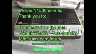 Philips N1500 Idler Fix