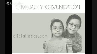 comunicación y lenguaje en el síndrome de Down