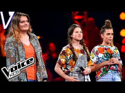 """Granas, Nowakowska, Jensen – """"The Shoop Shoop Song"""" – Bitwy – The Voice Kids Poland"""
