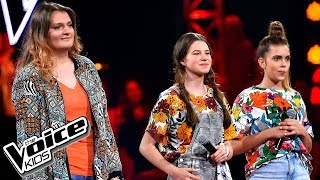 "Granas, Nowakowska, Jensen – ""The Shoop Shoop Song"" – Bitwy – The Voice Kids Poland"