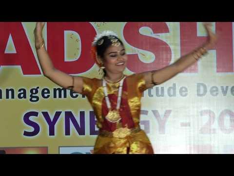 Kakatiya University MAD SHOW 2017 || Classical Dance Performance in UCCBM