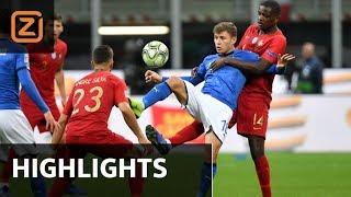 Samenvatting: Italië - Portugal (Nations League)