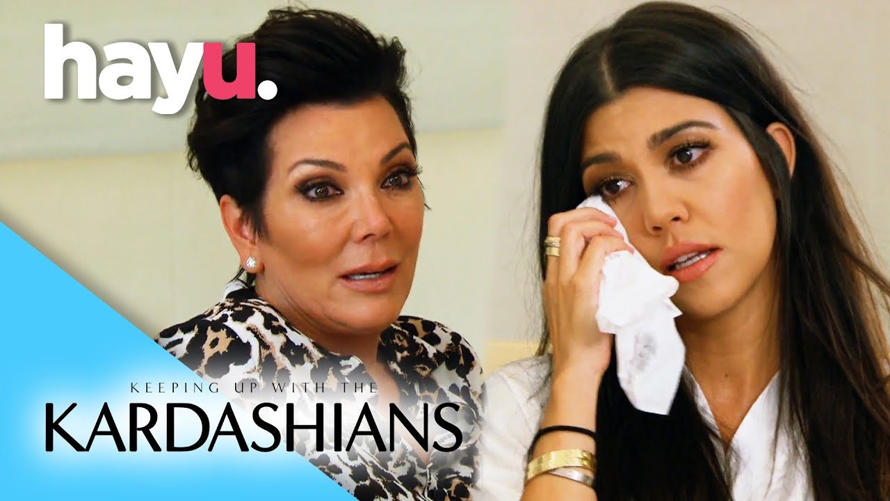 Download Kourtney In Tears Over Scott Break-Up | Keeping Up With The Kardashians